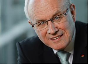 Volker Kauder, Vorsitzender der CDU/CSU-Bundestagsfraktion im Deutschen Bundestag
