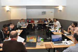 Exekutivausschuss der Siebenten-Tags Adventisten in Frankreich und Belgien (Union Franco-Belge UFB)