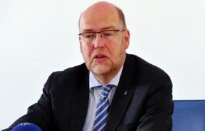 Renke Brahms, Friedensbeauftragter des Rates der Evangelischen Kirche in Deutschland (EKD)