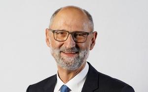 Ralph Lewin, neuer Präsident des Schweizerischen Israelitischen Gemeindebunds (SIG)