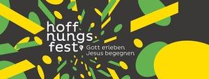 """Logo von """"hoffnungsfest"""""""
